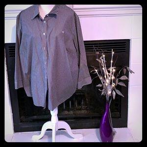 Lauren, Ralph Lauren Button-Down Shirt.